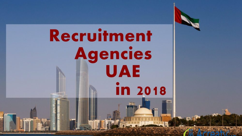Recruitment agencies in UAE 2018