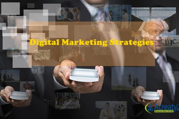 Digital Marketing Strategie