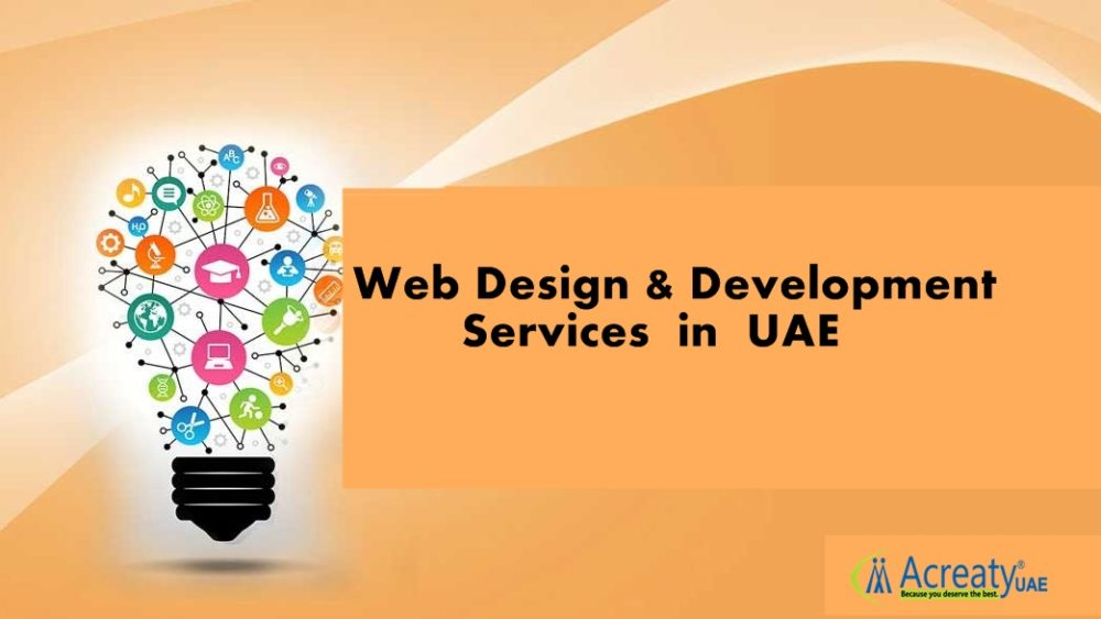 Web Design & Development Services in UAE